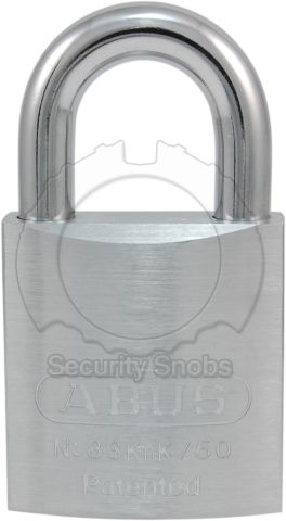 ABUS 83-50 Padlock Front View