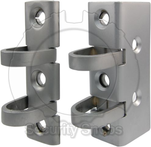 Abloy Jimmy Proof Standard and Reinforced Strike Plates