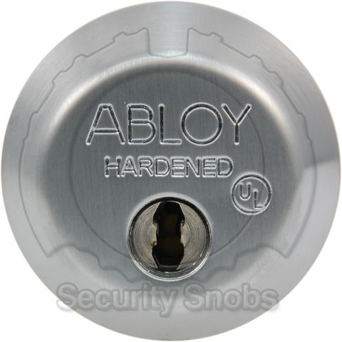 Abloy Mortise/Jimmy Proof Cylinder