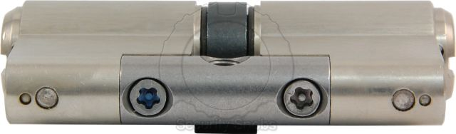 EVVA MCS Euro Profile Double Cylinder Edge View