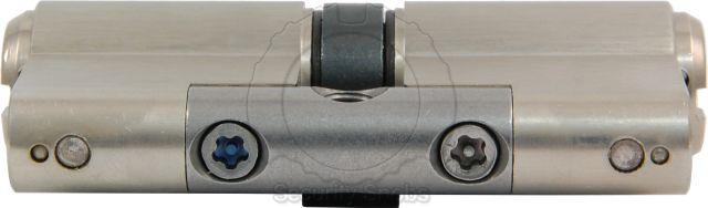 EVVA MCS Euro Profile Double Cylinder Edge View