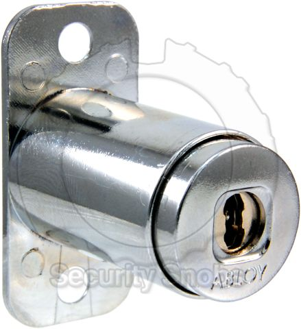 Abloy Protec2 Wood / Metal Push Button