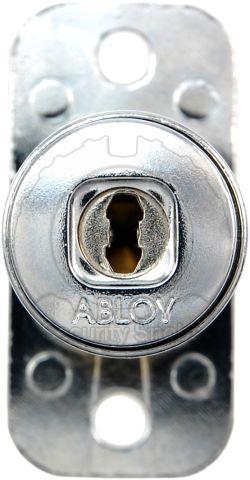Abloy Wood/Metal Pushlock Front View