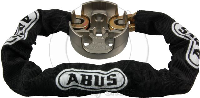 OMNI-LINK Puck Hasp with ABUS Chain