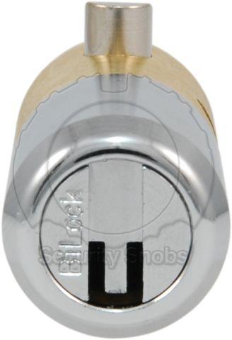 BiLock T-Handle Cylinder Front View