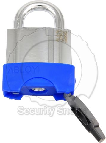 Abloy PL340/342 Dust Cover with Cap Open