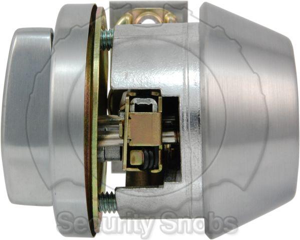 BiLock Single Cylinder Deadbolt Cylinder Side View