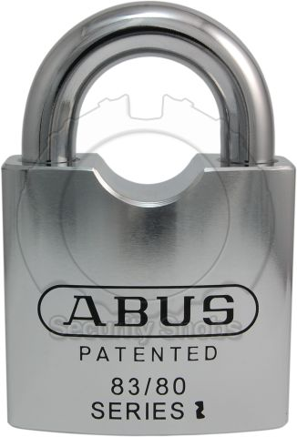 ABUS 83-80 Padlock Front View