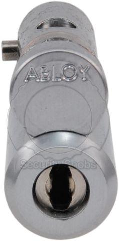 Abloy Schlage I/C Retrofit Cylinder Front Face