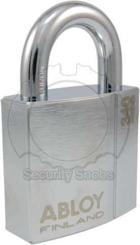 Abloy Protec2 PL 340 Hardened Steel Padlock