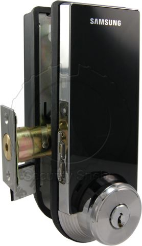 Smart Door Lock Deadbolt Exterior