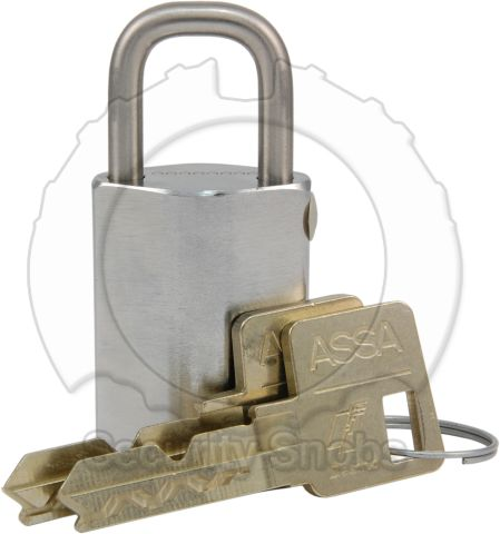 ASSA Desmo Padlock With Keys