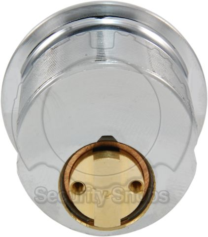 Abloy Mortise Cylinder Rear View