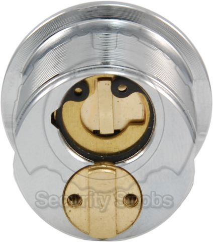 Abloy Lockable Thumbturn Mortise Cylinder Rear View