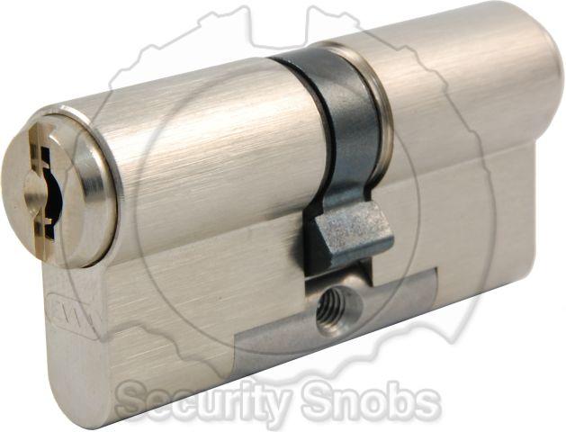 EVVA MCS Double Cylinder Euro Profile