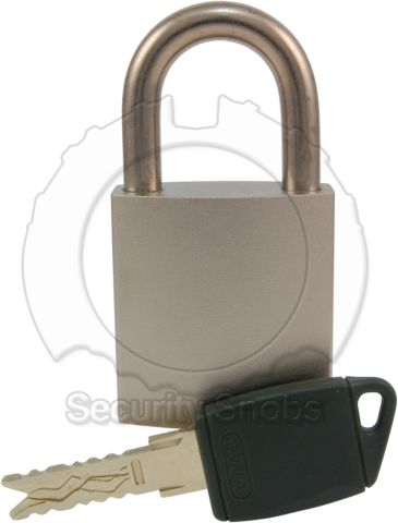 EVVA Dealer Kit 3KS Padlock and Key
