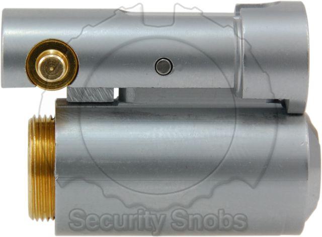 BiLock Schlage I/C Retrofit Cylinder Side View