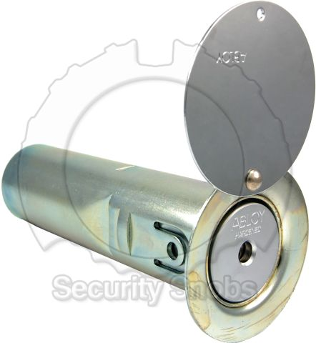 Abloy Key Tube with Dust Cover Open