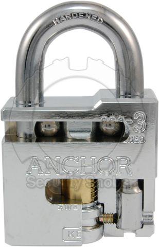 Anchor Las 800-3 Cutaway Front View