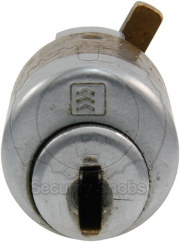 Sargent Keso Dimple Lock Front View