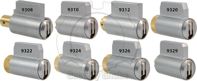 BiLock KIK Cylinder Front Comparison