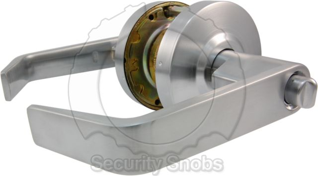 Hybrid Lever Lock Interior