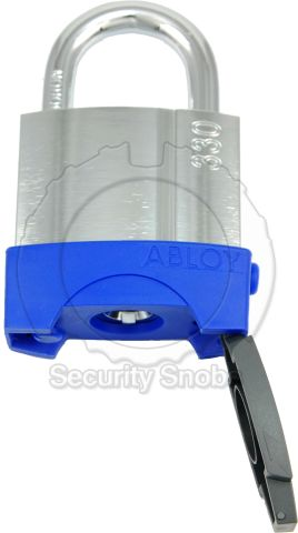 Abloy PL330 Dust Cover with Cap Open