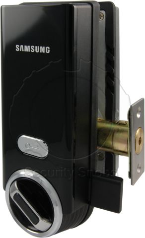 Smart Door Lock Deadbolt Interior Magnetic Sensor and Bolt
