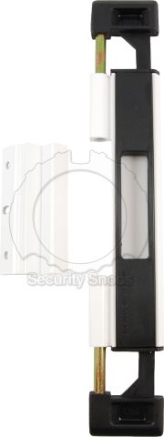 DJA Sliding Door Security Latch Unlocked with Bolts Retracted