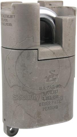 Sargent & Greenleaf (S&G) 833 Padlock