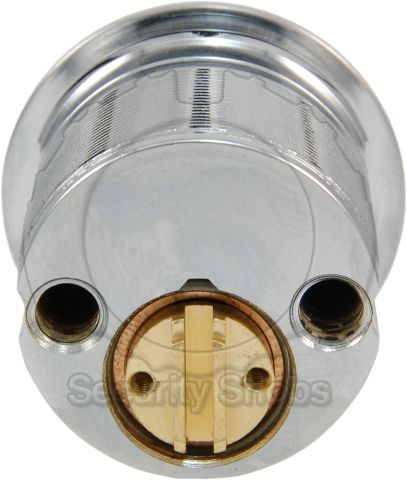 Abloy Rim/Mortise Cylinder Rear View