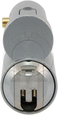 BiLock Schlage I/C Retrofit Cylinder Outside Face