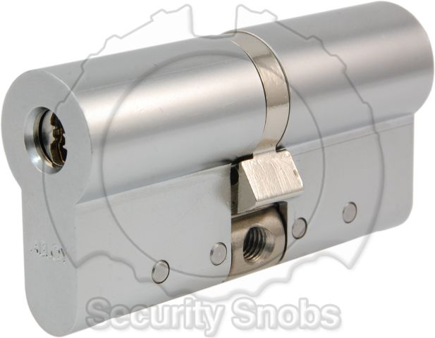 Abloy Euro Profile Double Cylinder