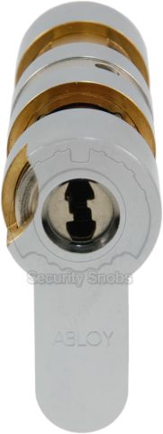 Abloy Protec Euro Cutaway Front View