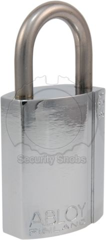 "Abloy PL321 ""Executive Travel Padlock"""