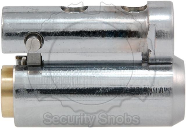Abloy Schlage I/C Retrofit Cylinder Side View