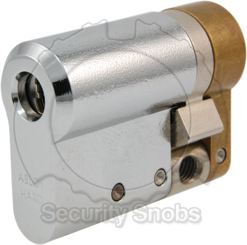 Abloy Protec2 Single/Half Cylinder Euro Profile