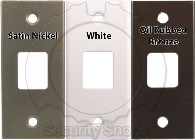 Door Shield Color Comparison