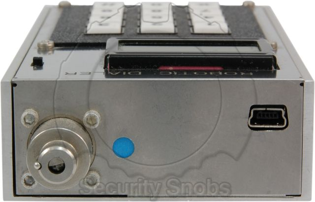 RKS Auto Dialer USB Connector and Dial Interface