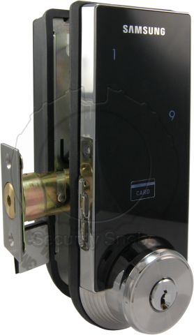 Smart Door Lock Deadbolt Random Number Entry