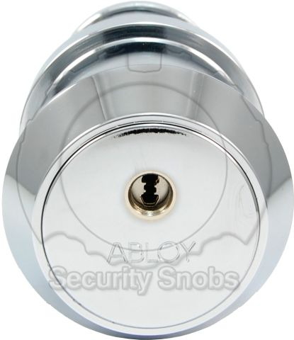 Abloy Complete Key Deposit Front View