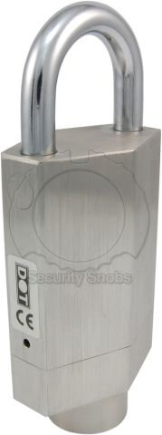 Simons Voss Wireless Extreme Weather Padlock Profile View (Standard Version)
