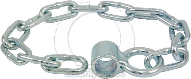 Abloy Padlock Mounting Chain