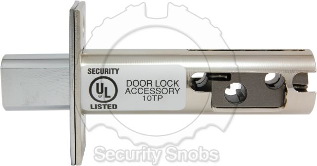 Abloy Deadbolt Standard Bolt Side View