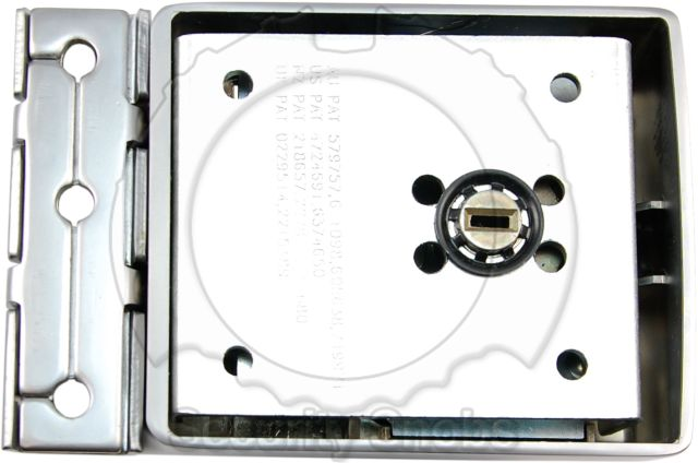 Abloy Jimmy Proof Mounting Plate