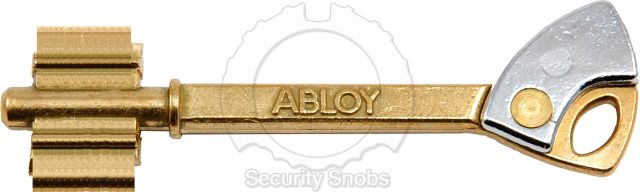 Abloy BODA Guard Key