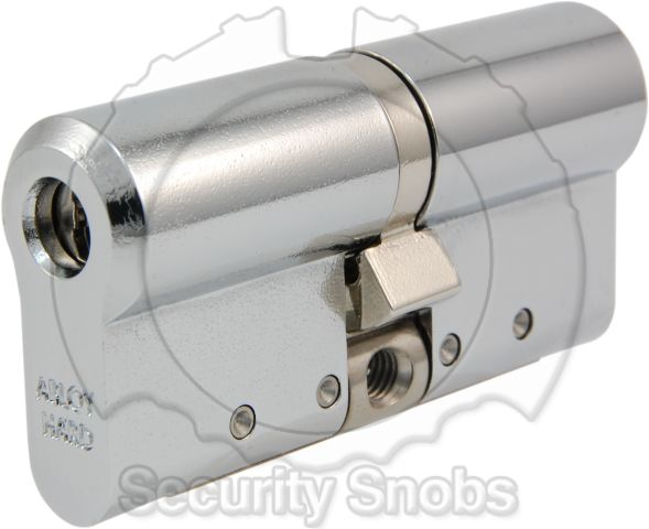 Abloy Hardened Steel Euro Profile Double Cylinder