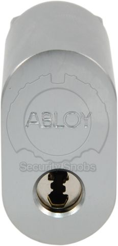Abloy Australian Oval Front Face