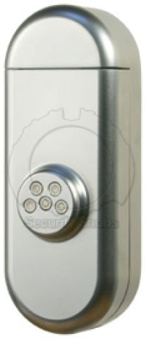 Drumm Geminy Shield Deadbolt Guard