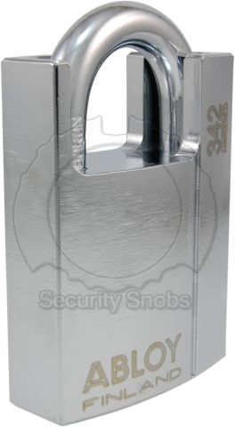 Abloy PL342 Shrouded Padlock